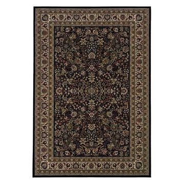 Oriental Weavers Ariana Oriental Black/Ivory Rug