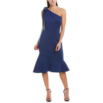 Badgley Mischka Sheath Dress