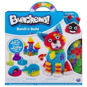 SPIN MASTER BUNCHEMS BUNCH N