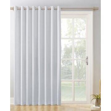 Sun Zero Preston Blackout Grommet Curtain Panel, 100