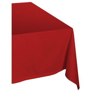 Design Imports Polyester Tablecloth