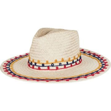 Brixton Joanna Embroidered Hat - Women's