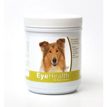 Healthy Breeds 840235145622 Collie Eye Health Soft Chews - 75 Count