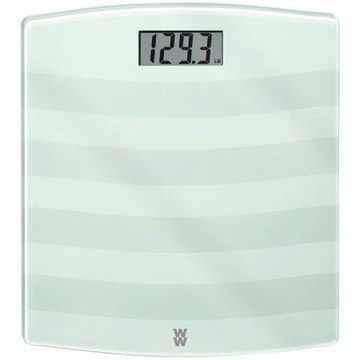 Conair Ww24wy Digital Painted Glass Scale (white)
