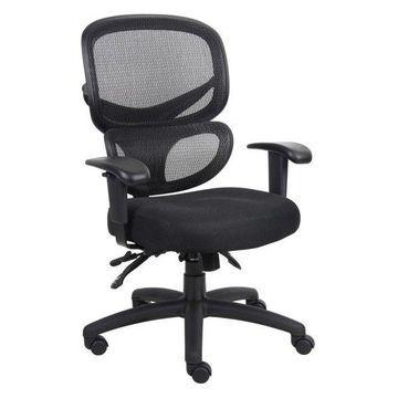 Boss B6338 Boss Multi-Function Mesh Task Chair
