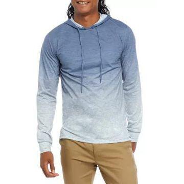 Ocean Current Men's OmbrA Hooded Knit T-Shirt - -