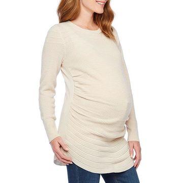 Belle & Sky Maternity Knit Top