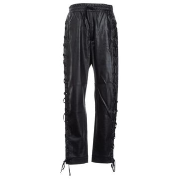 Faith Connexion Black Viscose Trousers