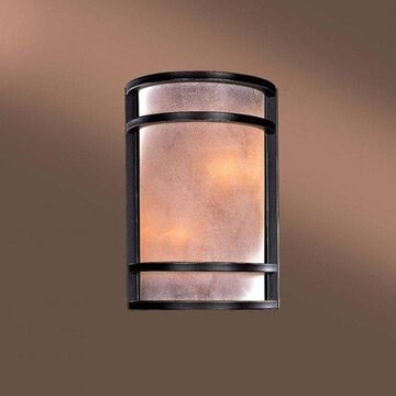 Minka-Lavery Sconces Restoration Bronze Two Light Wall Sconce 345-37B-