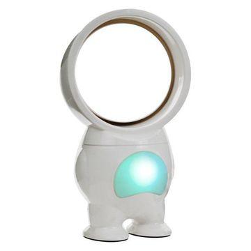 USB-Powered Robo Bladeless Fan with Light, 11