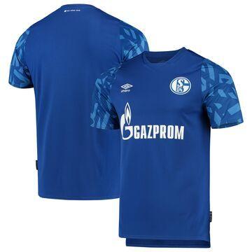 FC Schalke 04 Umbro 2019/20 Home Replica Jersey - Royal