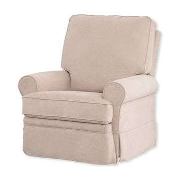 Abbyson Living Sofia Recliner in Ivory