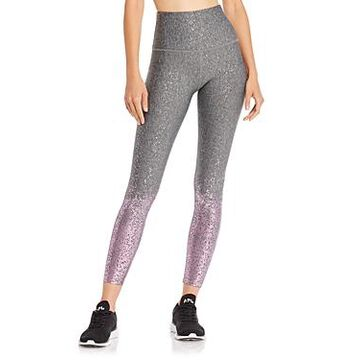 Beyond Yoga Alloy Ombre High-Waist Leggings