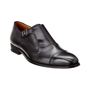 Mezlan Single Monk Leather Loafer