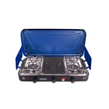 Stansport Outfitter Series Propane Stove 2-25 K and 1-5 K Burners