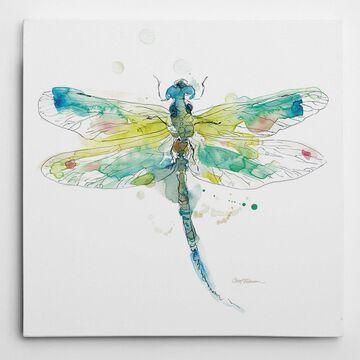 Wexford Home Carol Robinson 'Sketchbook Dragonfly'