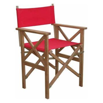 Anderson Teak Patio Lawn Garden Furniture Director Folding Armchair &