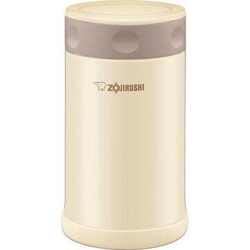 Zojirushi SW-FCE75CC 25oz Stainless Steel Food Jar, Cream