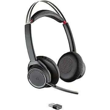 Plantronics B825-M Voyager Focus UC Stereo Bluetooth Headset (202652-102)