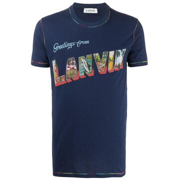 Greetings From Lanvin T-shirt