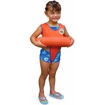 Poolmaster Orange Learn-To-Swima Tube Trainer