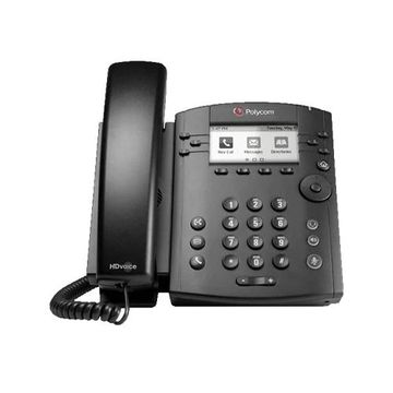 Poly VVX 301 - VoIP phone - SIP, SDP - 6 lines