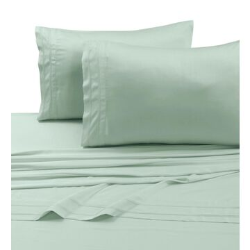 Tribeca Living 300 Thread Count Rayon from Bamboo Extra Deep Pocket Queen Sheet Set Bedding