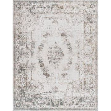 Bliss Rugs Astrid Traditional Area Rug