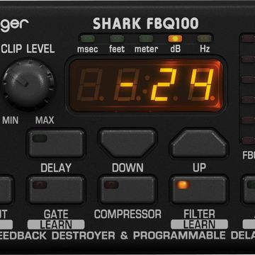 FBQ100 Shark Automatic Feedback Destroyer