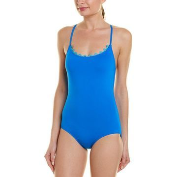 Anne Cole Womens Ric Rac Mallot One-Piece