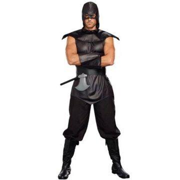 Mens The Assasin Costume Dreamgirl 9874 Black