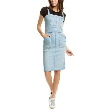Mother Pocket Hustler Overall Dress