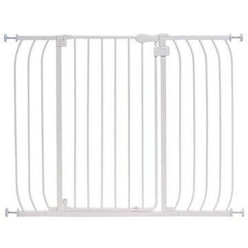 Summer Infant Multi-Use Extra Tall Walk-Thru Gate - White