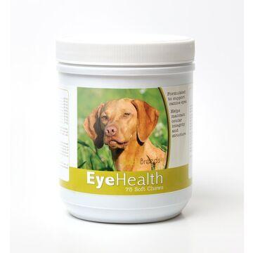 Healthy Breeds 840235145752 Vizsla Eye Health Soft Chews - 75 Count