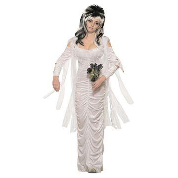 BuySeason Women's Haunted Bride Costume