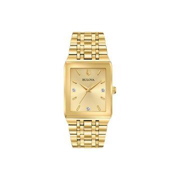 Bulova Mens Bracelet Watch-97d120