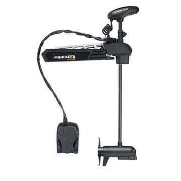 Minn Kota Ultrex Fresh Water Trolling Motor with i-Pilot-Link and Built-In MDI Transducer, 112 Pound Trust, 52
