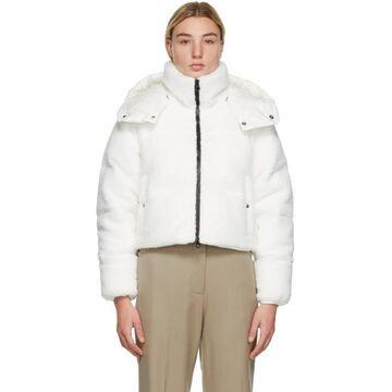 Duvetica White Down Antares Jacket