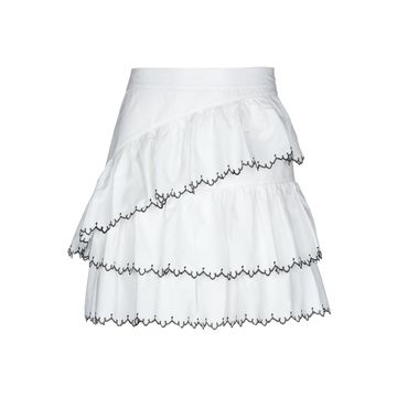 ULLA JOHNSON Mini skirts