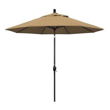 California Umbrella Pacific Trail Market Tilt Olefin Patio Umbrella, Multiple Colors