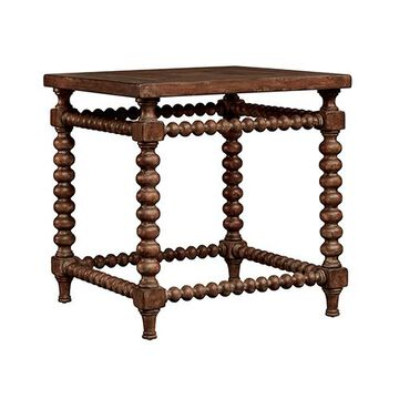 Balmanor Wood Accent Table