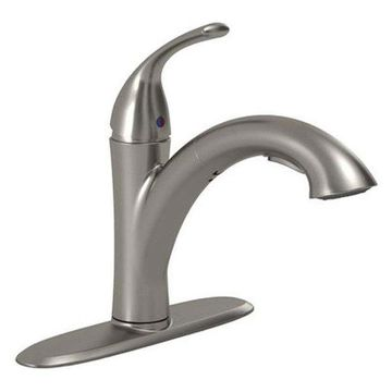 American Standard 4433.1 Quince Pullout Spray Kitchen Faucet