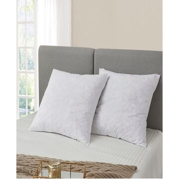 Serta Feather Euro Square Pillow - 2 Pack