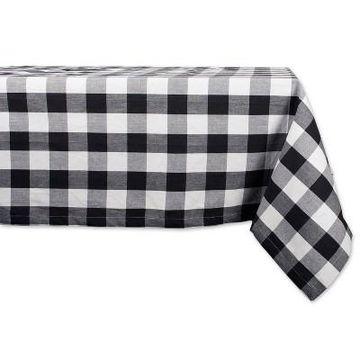 Buffalo Check Tablecloth - Design Imports