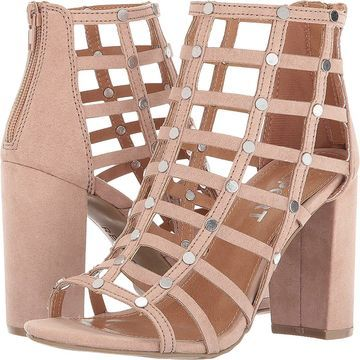 Report Womens Wesley Open Toe Ankle Strap Classic Pumps