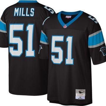Mitchell & Ness Men's 1996 Game Jersey Carolina Panthers Sam Mills #51
