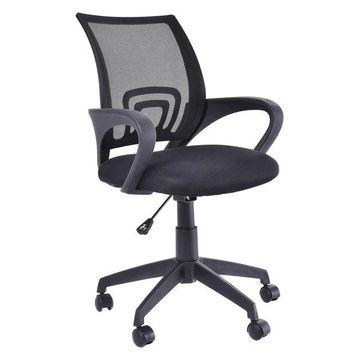 Costway Ergonomic Mid-back Mesh Computer Office Chair Desk Task Task S