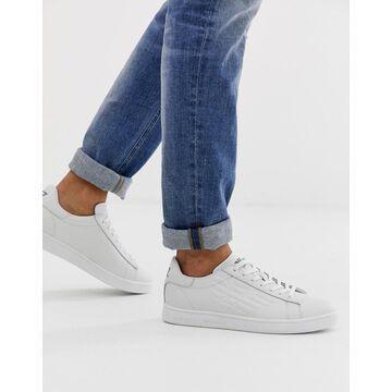 Armani EA7 classic sneakers in white