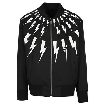 Neil Barrett Reversible Bomber Jacket