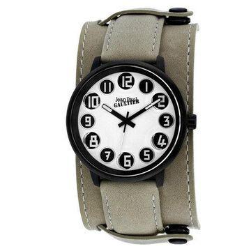 Jean Paul Gaultier Mens Decroche Stainless Steel Watch 8504702